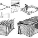 Trwałe budowle - Chata z bali - jak zrobić?
