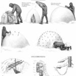 Śnieżne schronienia - Budowa Quinze