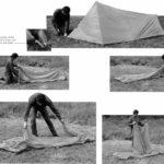 Składanie namiotu