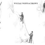 Bezpieczna wspinaczka - zjazd - wyciąg wspinaczkowy