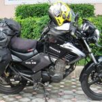 Podróżowanie na motocyklu