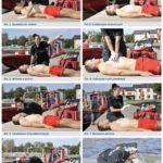 Ratowanie tonącego w wodzie i topielca na lądzie